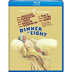 Dinner at Eight [Blu-ray]