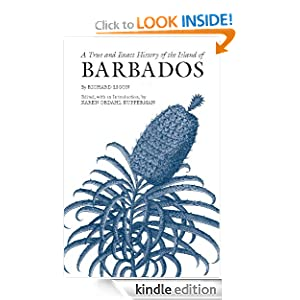 richard ligon in barbados Inside barbados: recommended reading also there are a few publications about  the history of barbados  these authors listed here have - richard ligon.