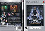 Lara Croft Tomb Raider: The Angel of Darkness Platinum (PS2)