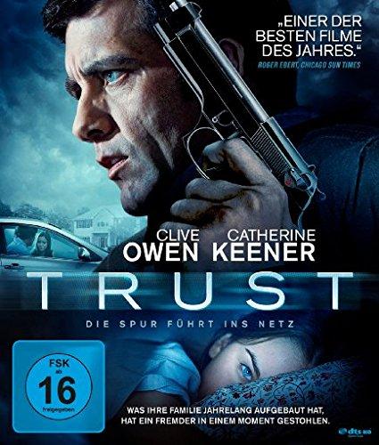 Trust - Steelbook [Blu-ray]