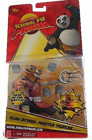 Buy Low Price Mattel Kung Fu Panda Claw Attack Master Tigress Figure (B00172VBPI)