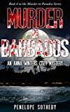Murder in Barbados: An Anna Winters Cozy Mystery (Murder in Paradise Book 4)