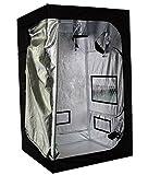 Hyindoor 80*80*160テント温室反射マイラー非毒性ルームグロウ室32* 32* 64 INCHES 80*80*160 cm indoor Hydroponics Grow Tent Greenhouse Reflective M...
