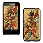 Design Collection Hard Phone Cover Case Protector For Nokia Lumia 635 #2578