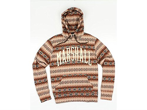 Franklin and Marshall, Uomo, Fleece, Cotone, Felpe, Marrone, XL EU