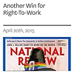 Another Win for Right-To-Work | John J. Miller