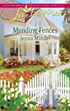 img - for Mending Fences (Love Inspired) book / textbook / text book