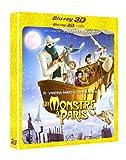 echange, troc Un Monstre à Paris - Combo Blu-ray 3D active + DVD [Blu-ray]