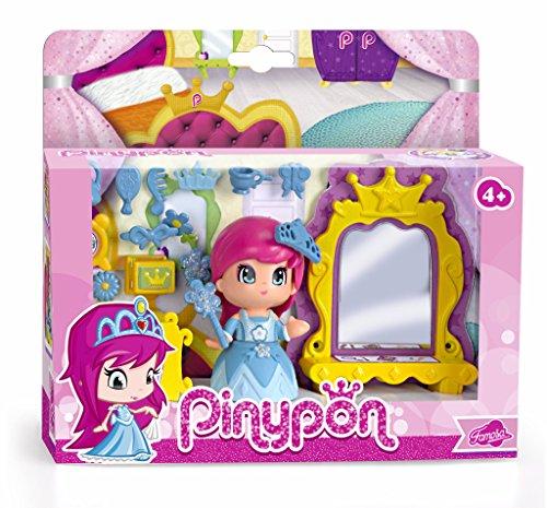 Pinypon - Princesa con espejo (Famosa 700012736)