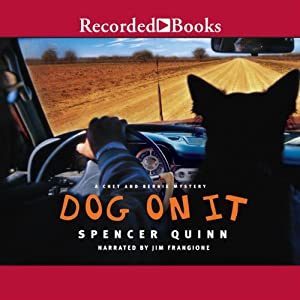 Dog on It Audiobook