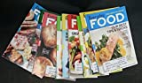 9 Everyday Food Magazines  All 2012  9 ISSUES are: March - April - May - June - July/August - September - October - November + December