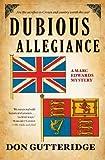 Dubious Allegiance (Marc Edwards Mysteries)