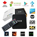 RK8 Android 5.1 TV Box RK3368 Octa Co...