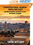 Conversational Hebrew Quick and Easy:...