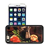 MSD Premium Apple iPhone 6 Plus iPhone 6S Plus Aluminum Backplate Bumper Snap Case IMAGE ID: 7753401 Pomegranate juice in a jug still life