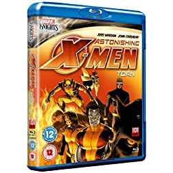 Astonishing X-Men: Torn [Blu-ray]