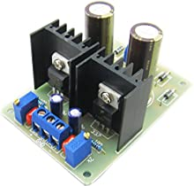 Yeeco LM317 337 dual power AC 1.5-18V to DC 2-25V AC to DC Converters adjustable Regulated power supply voltage volt Regulator