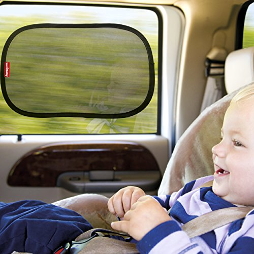 Rear Facing Car Seat Entertainment System Mirror