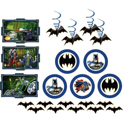 Batman Party Room Transformation Kit at Gotham City Store