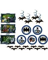 Batman Party Room Transformation Kit