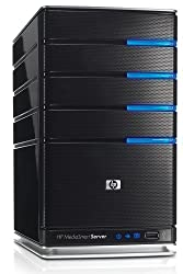 HP Mediasmart Server EX470 1.8GHz AMD Sempron 500GB 512MB Windows Home Server GG795AA#ABA