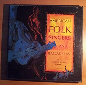 American Folk Singers and Balladeers
