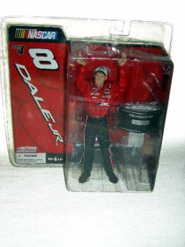 Dale Earnhardt Jr Figure--2004 Daytona 500 Champion--McFarlane Toys - 1