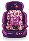 Cosatto Zoomi Group 1/2/3 High Back Booster Car Seat (Hello Dolly)