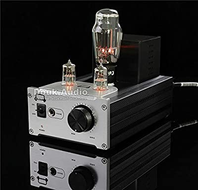 Nobsound NS-09E Class A Vacuum Tube Headphone Amplifier Stereo HiFi Audio Amp