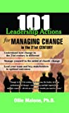 101 Leadership Actions for Managing Change