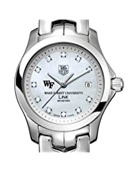 Wake Forest University TAG Heuer Watch - Women's Link with Mother of Pearl
