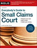 img - for Everybody's Guide to Small Claims Court book / textbook / text book