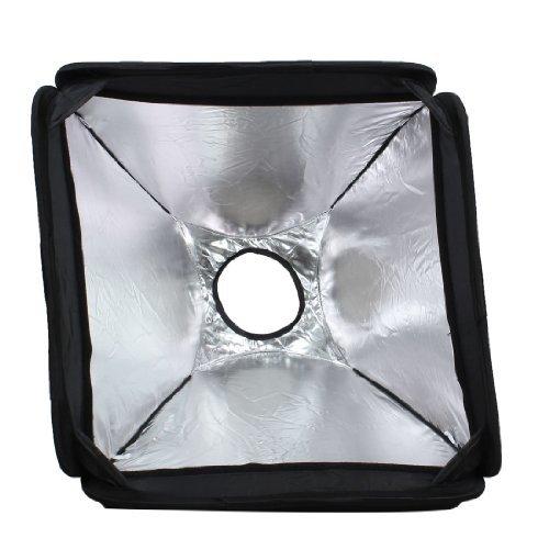 Black-Flash-Soft-Box-Diffuser-40cm-x-40cm-voor-digitale-SLR-camera