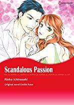 [50P FREE PREVIEW] SCANDALOUS PASSION (HARLEQUIN COMICS)