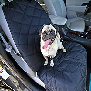Devoted Doggy Black Deluxe Bucket Dog Seat
