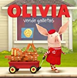 img - for OLIVIA vende galletas (OLIVIA Sells Cookies) (Olivia TV Tie-in) (Spanish Edition) book / textbook / text book