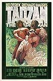 Tarzan the Ape Man Poster Movie C 27 x 40 Inches - 69cm x 102cm Bo Derek Richard Harris John Phillip Law Miles O'Keeffe Wilfrid Hyde-White Akushula Selayah Steven Strong