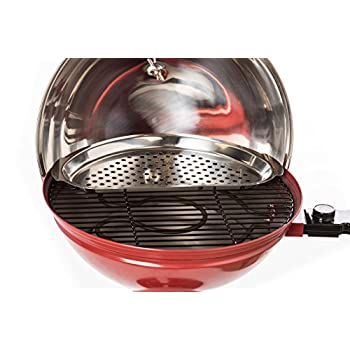 Masterbuilt 20150414R Electric Veranda Grill, Red