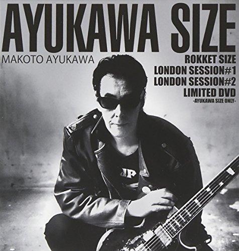 AYUKAWA SIZE(DVD付)