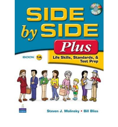 [(Side by Side Plus 1 Student Book A (with Gazette Audio CD))] [Author: Steven J. Molinsky] published on (September, 2008)