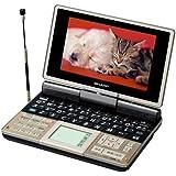 シャープ カードスロット・音声機能・ワンセグチューナー・手書きパッド搭載電子辞書 PW-TC930B