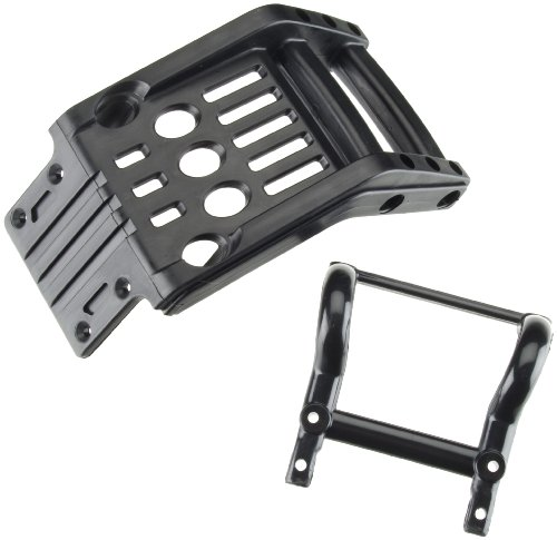 Team Associated 25694 Front Bumper and Brace - 1