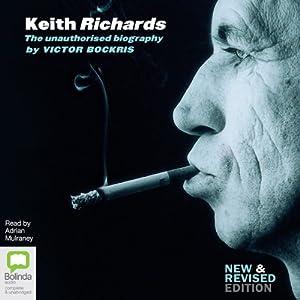 Keith Richards Audiobook
