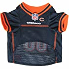 Pets First NFL Chicago Bears Jersey, Medium