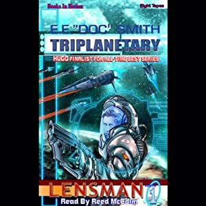 Triplanetary: Lensman Series | [E. E. 'Doc' Smith]