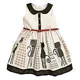 【ノーブランド 品】幼児 子供 女の子 夏 服 サンドレス プリンセスドレス チュチュスカート 全5サイズ ランキングお取り寄せ