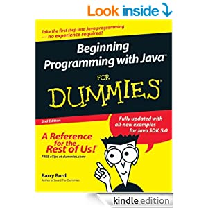 java programming for dummies pdf free download