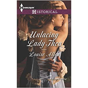 Unlacing Lady Thea by Louise Allen