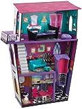 KidKraft Girl's Monster Manor Dollhouse with Furniture
