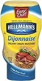 Hellmann's Dijonnaise, 9.5-Ounce Squeeze Bottles (Pack of 12)